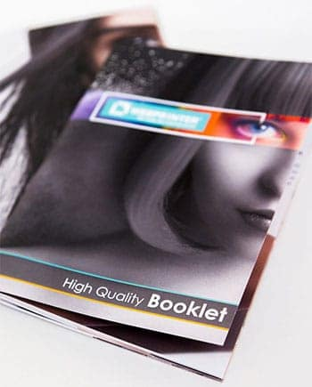 Booklets - Versatile enough to suit every need