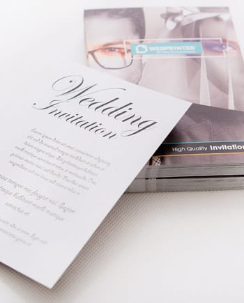 Invitations - Stand out from the crowd