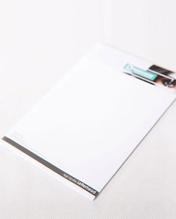 Letterheads - When you mean business