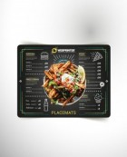 Placemats - Personalise the dining experience