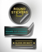 Stickers - Make your message stick
