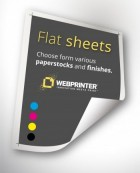 SRA3 Flat Sheets - Easy and Effective