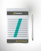Notepads - Notepads — don't ever again lose that thought again