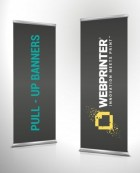Pull-up Banners - Quick, easy and high impact