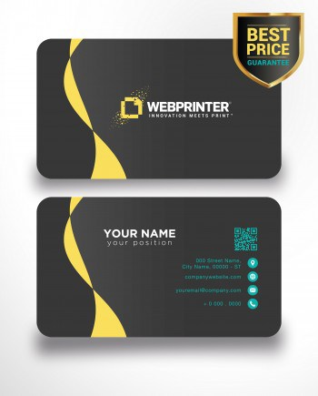 Business Cards | A lasting impression
