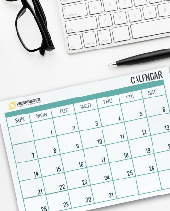 Deskpad Calendars | Don't miss a single day of marketing!