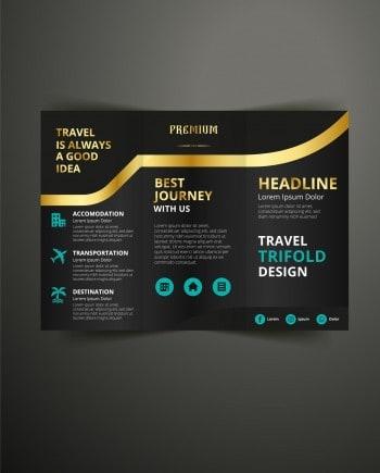 Premium Brochures | Cath the Audiences Eyes