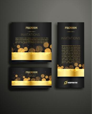 Premium Invitations | Luxury at its best